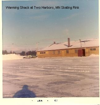 warming shack