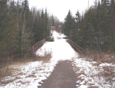old north shore road bridge