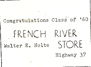 french river store ad