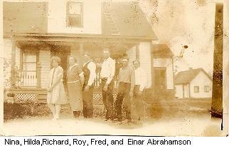 abrahamson family