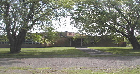 school from front