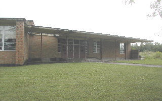 school from front 3