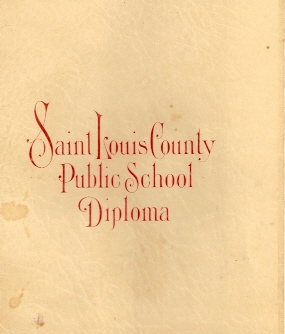 cover to diploma