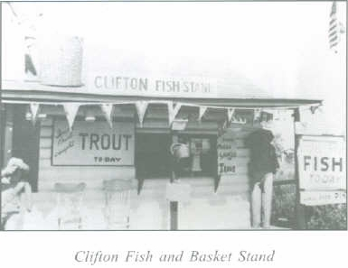 clifton fish stand