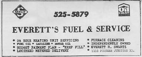 everett fuel