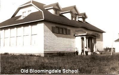 old bloomingdale school