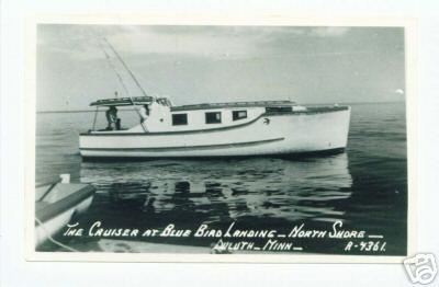 bluebird cruiser