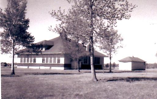Bloomingdale School 1955 courtesy of N. Lindquist