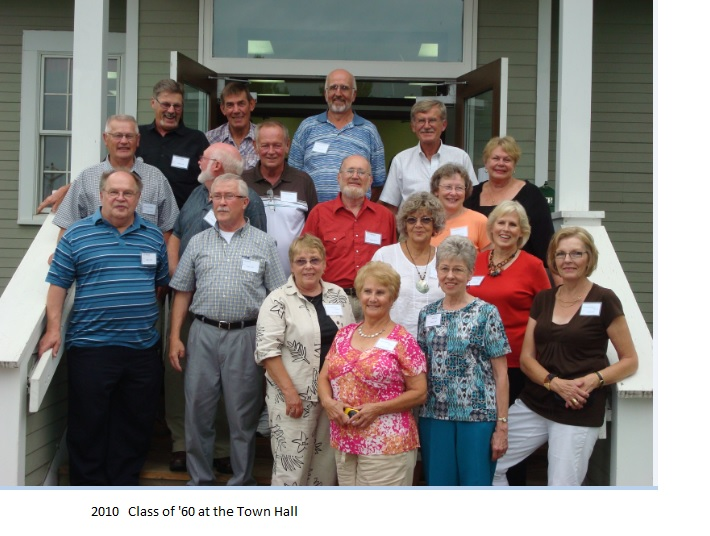 Class of '60 in 2010
